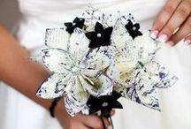 Bruidsbloemen / ideen voor de bruiloft