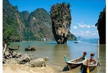 Travel Thailand / Here's my next place to go to live the Laptop Lifestyle. #Thailand #Travel #LaptopLiving