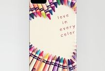 Phone cases / A range of cute cases
