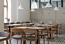 Public Interior Design / Shops Bars Restaurants...
