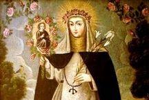 s. Rosa de Lima op.