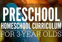 Pre-K Our Way / Homeschool ideas for ages 2-5. Preschool activities, themes, and units.