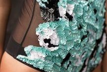 Details / Luxury swimwear brand, all hand made sequins embroidery  Bikinis, tankinis, one piece swimwear