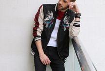 men's fashion—紳士ファション