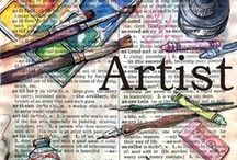 Art Stuff / by Holly Small