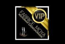 VIP / Nos amis, invités, artistes du Restaurant
