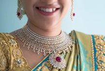 Bridal Jewelry /  #Indian #Asian #Weddings