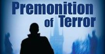 Premonition of Terror, a psychic thriller / Dreamwatch.com, true paranormal experiences of ordinary people, began as a hobby. It was supposed to be fun—until premonitions from around the world predict the same deadly attack.