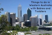 Australia Travel / Travel guides, tips and recommendations about places to stay and things to do in Australia with babies and toddlers. #australia #babyfriendly #toddlerfriendly #travel #holiday
