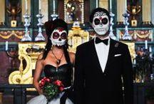 Halloween / Dia De Los Muertos Weddings!