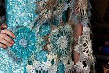 LAINES - GRANNY - CROCHET - TRICOT.... / GRANNY - laines - tricot - crochet / by NATHALIE Vlm
