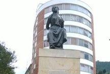 Monumentos restaurados / Estos son los monumentos restaurados en el año 2014.