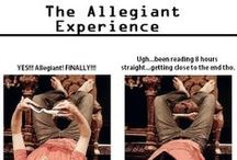 Funny Divergent Things You Can Relate To
