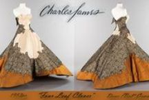 Charles James / I'm absolutely  crazy about his creations!!!!!!