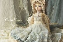 Doll Lady's Memo Pad / Beautiful dolls, doll clothes and tutorials for inspiration