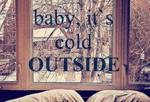 Baby its cold outside! ❄