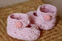 scarpette neonati