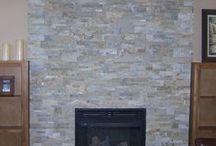 JA Fireplace ideas / by Tiffany Pilon