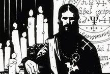 Mike Mignola / Roteirista, ilustrador e criador de Hellboy.