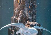 Moebius / Dedicado ao artista francês Jean Giraud, mais conhecido como Moebius.