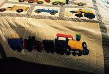 Aplique patchwork / Camiones