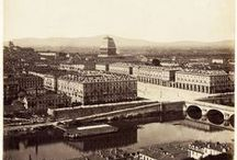 vintage images of Torino and surrounding / what it was our beautiful town? and what about the countryside?