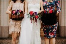 Bridesmaids / Make your girls look amazing (not that they needed any help in that area, mind you)