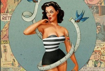 Pin Up & Rockabilly Style / Pinup and rockabilly fashions from our website www.retroglam.com plus inspiration from throughout the web <3