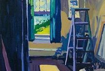 INTERIORS IN PAINT / by Jackie McIntyre