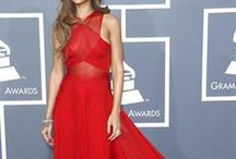 Celebrity fashion/red carpet / by Sharon Head