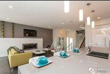 Granville Show Home / 3941 Ginsburg Crescent, Edmonton AB Furniture by BoConcept