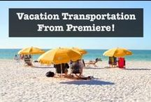 Trains, Planes & Automobiles / Travel is easy with Premiere Transportation! From Albany and the Capital District to JFK, LaGuardia, Newark and beyond, we'll get you where you need to go!