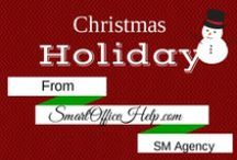 Holiday - Christmas Ideas, Christmas Humor, Christmas Social Media Ideas / Need some Christmas ideas.  So do we.  The Chrsitams Holidays are  so much fun.  Follow this board to get some Christmas inspirations.  You can also head over to http://SmartOfficeHelp.com for social media tips, tools & resourse to grow your online networks.  Happy Holidays. 1