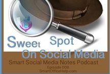 Podcast | Social Media / Social media podcast packed with social media tips to enhance your social media campaigns.  / by Elizabeth Hall { Social Media Consultant } Orlando Social Media Agency, Smart Office Help Social Media Agency
