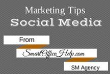Tips - Social Media Tips for Business Marketing / This is what we do. We provide tons of social media tips, tools, reosurces and tutorials to help you achieve a successful social media marketing strategy.  We are constantly looking for more social media informative pins to share so don't forget to follow this board.  There is more social media information just for you at http://SmartOfficeHelp.com/blog