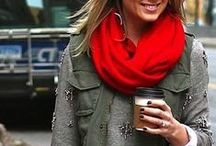 {Fall/Winter Looks} / Ideas, ideas and... some great ideas. / by Camila Dean