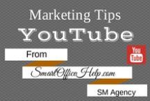 Tips | Youtube Tips for Business / You can never know too much about Youtube.  Youtube can be a huge source of referral traffic back to your website.  Make sure you follow this board for more social media Youtube tips for business.  You can also head over to http://SmartOfficeHelp.com/aes and join our community.
