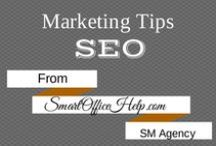 Tips - Search Engine Optimization Tips for Business Marketing  - SEO Tips for Business / The best way to increase your website visibility is to optimize your website using search engine visibility techniques.  Follow this board to get some tips to increase and maximize your website visits.  There are more social media tips at http://SmartOfficeHelp.com/blog