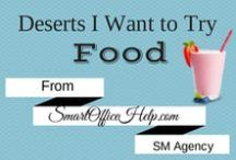 Deserts I Want to Try / Do you have a sweet tooth for deserts like me.  I'll be posting desert recipes on this board.  Join me and follow my desert journey.