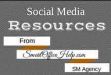 Social Media Resources - Social Media Tools / Here are some social media resources that I've found to be useful.  It is all about using business social media to grow brand awareness and increase visibility online.  Follow this board as I share social media tools for success.
