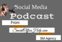 Podcast - Smart Social Media Notes Podcast - Social Media Podcast / Smart Social Media Notes Podcast is a show sponsored by Smart Office Help Social Media Agency hosted by Elizabeth Hall. Elizabeth Hall is a passionate writer, podcast producer, extraordinary social media consultant and avid lifestyle blogger. This show's purpose is to provide educational information in reference to social media platforms, sprinkled with some business tips as well. All this is shared in a podcasting format enabling you to listen when and where you choose.