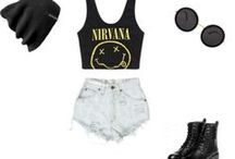 cute/cool clothes