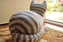 Knitting Stuff / Patterns, idea, tutorials, pretty stuff