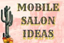 Mobile Salon Ideas / Mobile Salon photos and design ideas.