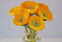 FLOWERS,PLANTS,FOLAGE IN PAINT 2 / by Jackie McIntyre