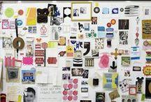 SPATIAL / artist workplace, creative interiors, workshop, studio