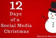 12 Days to a Social Media Christmas