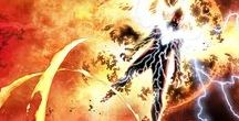Super-hérooos / Quels sont vos personnages de super-héros préférés? Les miens font partis de l'univers des X-men et sont Cyclope (incluant son entourage : Jean Grey, Emma Frost, Havok, Vulcain, Le Corsaire, Cable, Hope Summers, Rachel Summers) ainsi que Magneto (incluant aussi son entourage : ses enfants, La Sorcière Rouge, Quicksilver, Polaris, ses petits-enfants, Speed et Wiccan). Et vous?