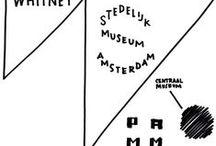Modern art museums identity / Modern art museums, institution identity, branding, dynamic branding, articles, websites, logotypes