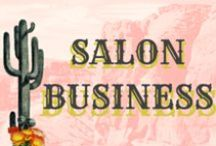 Salon Business / Tips, tricks, and resources for salon owners and beauty professionals.
